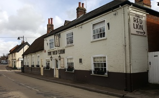 Overton, The Red Lion